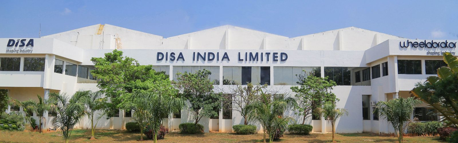 image of DISA Hosakote factory, India