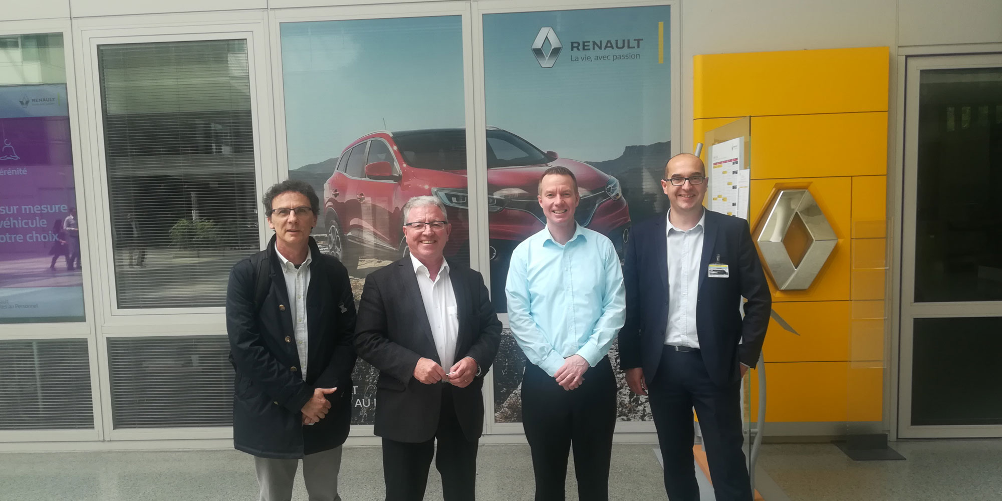 Symposium with Renault