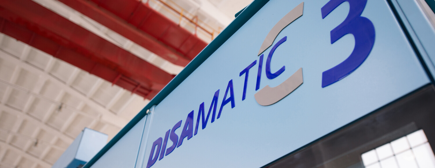 DISAMATIC C3 100TONG